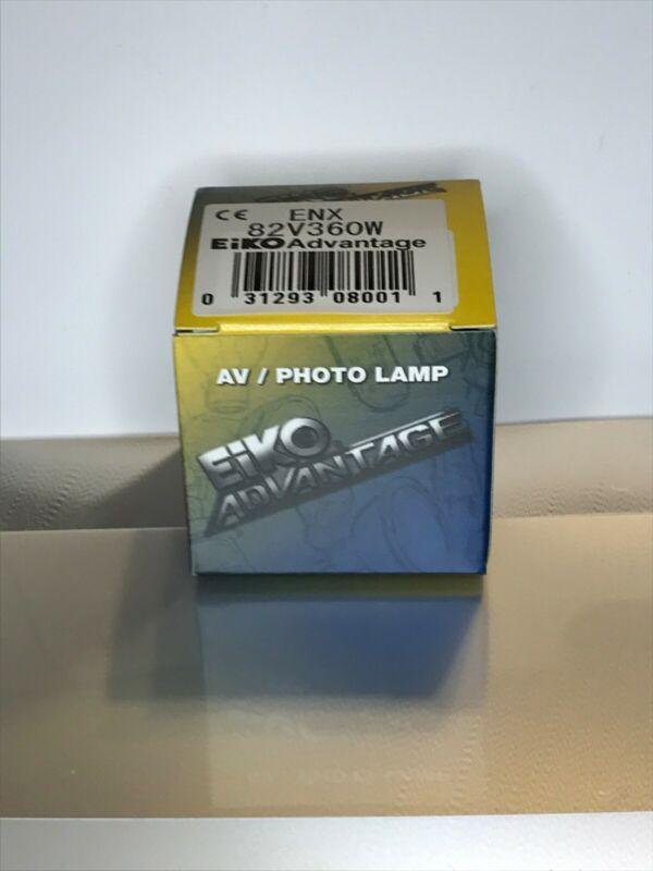 EIKO Advantage ENX 360W 82V Halogen 2-Pin A/V Projector Lamp Bulb *NOS*