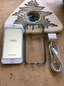 IPhone 6 white 64 GB unlocked
