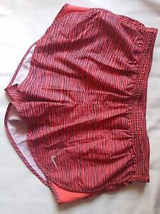 Nike Equilibrium Modern Tempo Shorts Red Size S East Cannington Canning Area Preview