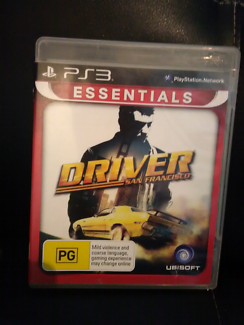 Driver San Francisco PS3 Game