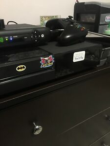 Xbox One 500GB with extra 500Gb hdd