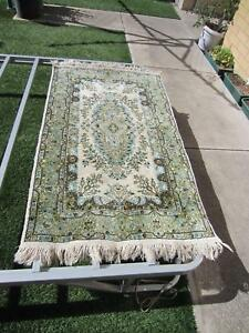 Persian style Silk Rugs - hand made.
