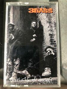 3rd Bass-Derelicts of Dialect cassette tape