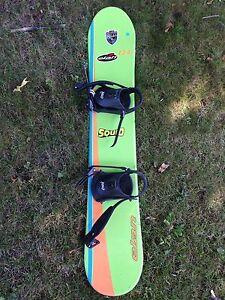 Elan 134 snowboard