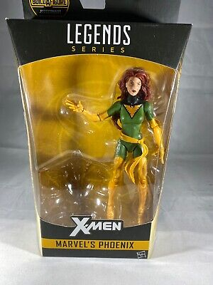 Marvel Legends Series X-Men MARVEL'S PHOENIX Action Figure No BAF