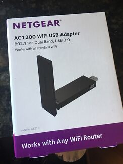 Netgear WiFi USB adapter Mount Pritchard Fairfield Area Preview