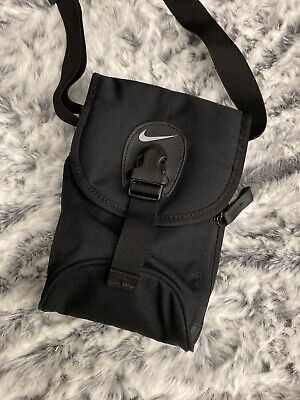 Black Nike Crossbody Bag Rarely Used