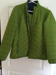 Ladies lands end jacket size large