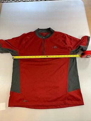 The North Face Cycling Jersey Relaxed Fit Large L (6400-4) ()