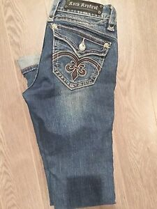 Brand New Rock Revival Jeans