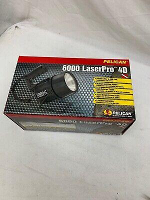 - Pelican 6000 LaserPro 4D Submersible Spotlight Scuba Dive Light Xenon Beam
