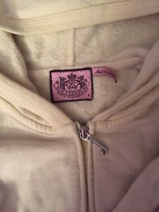 Authentic juicy couture hoody size small