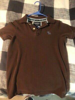 Men Abercrombie & Fitch Polo Small