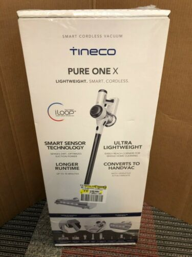 Tineco Pure One X Cordless Lightweight Smart Vacuum - VS100100US - NEW - SEALED