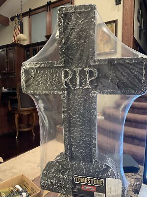 Celtic Cross Tombstone RIP Stand Up or Stake in Ground