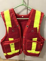 Timber cruising vest - SMALL