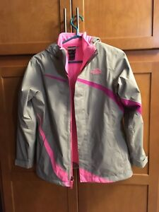 North Face Hyvent 3 in 1 Jacket -  New Condition