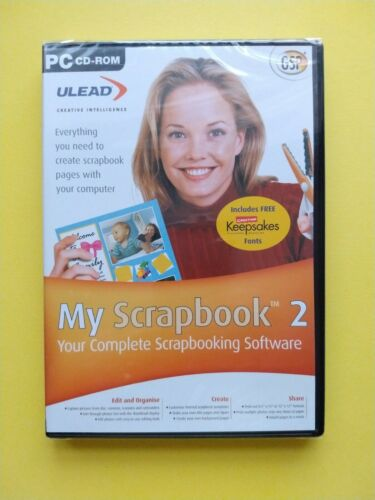 MY SCRAPBOOK 2 (1 PC CD-ROM)