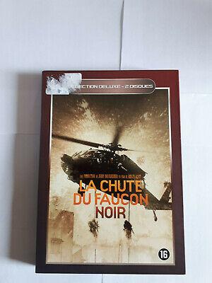 DVD Film de guerre La chute du faucon noir