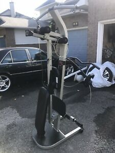 Crossbow fitness machine by Weider