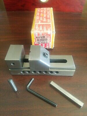 Spiswiss Precision Instruments Precision Vise 2 With Box 70-916-2