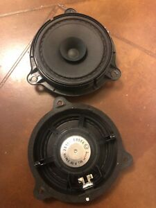 2007-2012 NISSAN VERSA Pair of LEFT OR RIGHT SPEAKERS
