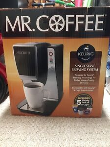 Mr Coffee, coffee maker