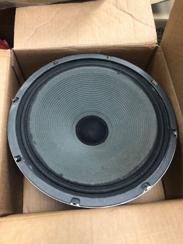 """Old Hammond 12"""" Speaker"""