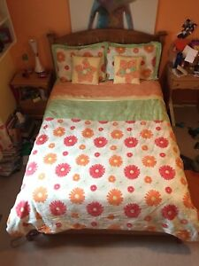 Girls bedding set