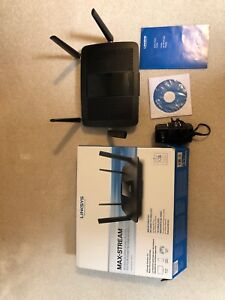 Linksys Max-Stream Router AC2600