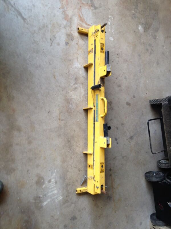 """36"""" Flexco 820 Belt Cutter ****36inch Bed **** Free Shipping"""