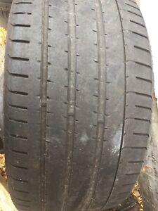 295/35/21 Pirelli PZero tires for sale