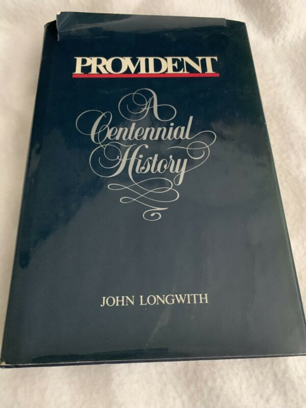 The Provident Life & Accident Insurance Company Of Chattanooga, TN Book Longwith