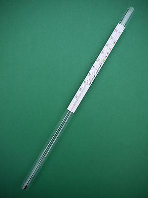 DDR Einkoch Thermometer 30-110°C Pasteurisier Einweck Einmach 43cm