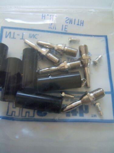 HH SMITH 212-103 BANANA PLUG JACK.5 BAGGED LOT.