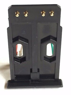 Injection Molded Cartridge Holder for Philips 212 or 312 Turntable