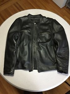 XL leather motorcycle jacket (Altimate Gear)
