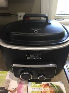Ninja Cooking System. SOLD PPU