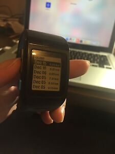 Nike GPS sport watch for sale