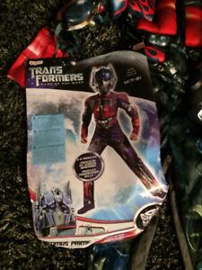Costume - child's medium (size 7-8) - Optimus prime transformers
