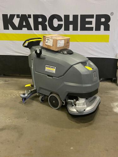 Karcher BD 70/75 W Classic Bp w/AGM Batteries