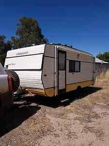 Viscount touring caravan Perth Perth City Area Preview