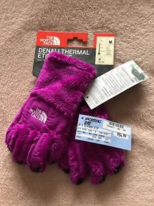 Brand new The north face girls gloves