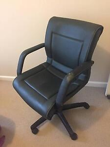 Leather Office Chair Abbotsford Canada Bay Area Preview