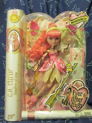 Ever After High Doll C.A. Cupid HeartStruck Valentine's Toys R Us Exclusive RARE