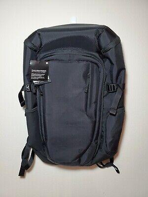 Lululemon Men's Room To Roam Backpack Black Bag Duffel # LM9817S NWT $148