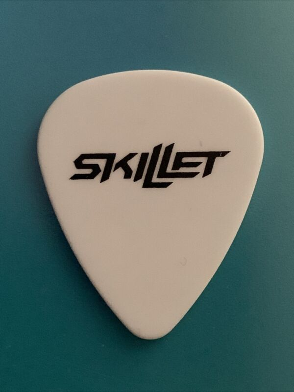 Skillet Band Guitar pickS x2!!  Rare! Carnival Of Madness Tour 2013 LIMITED TIME