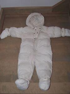 Habit de neige Children Place 12 mois