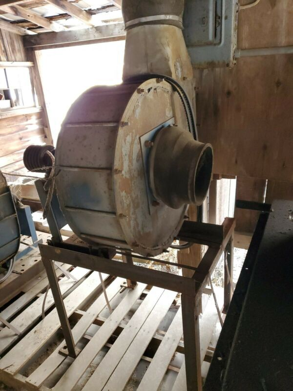 Cornell  Dust Collector on Stand