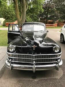 1947 Chrysler New Yorker  for sale !